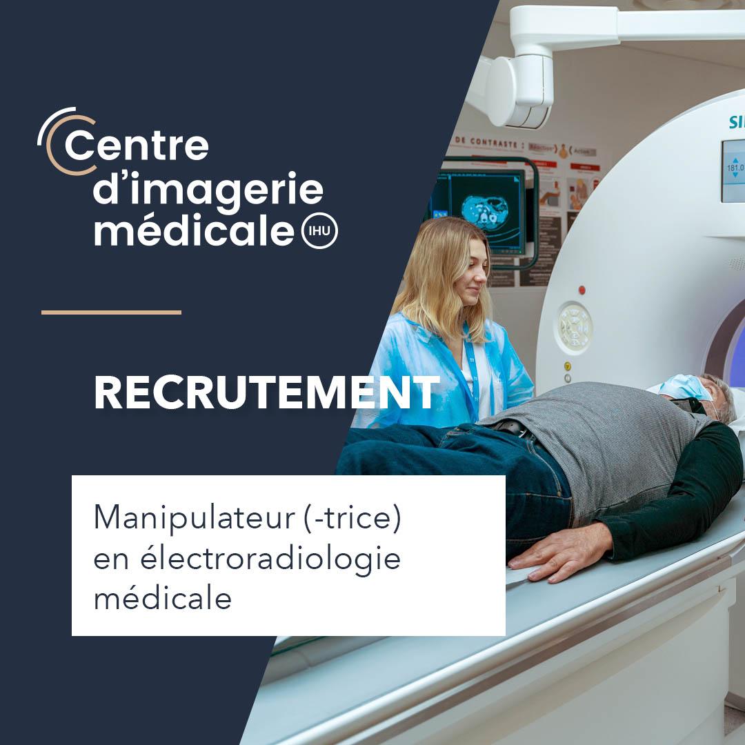 Manipulateur (-trice) en Electro-Radiologie Médicale